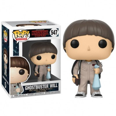Funko POP! Stranger Things Ghostbuster Will #547