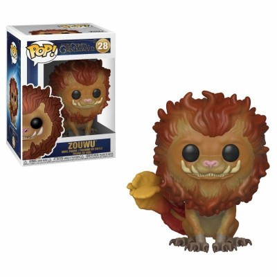 Funko! Pop The Crimes of Grindelwald Fantastic Beasts 2 Zouwu #28
