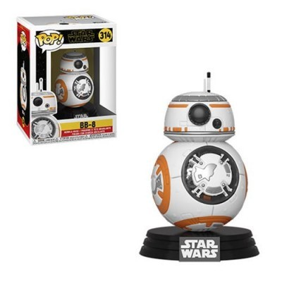 Funko! Pop Star Wars The Rise of Skywalker BB-8 #314