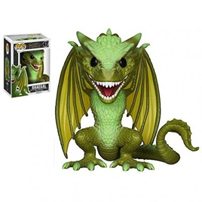 Funko! Pop Game of Thrones Rhaegal Oversized