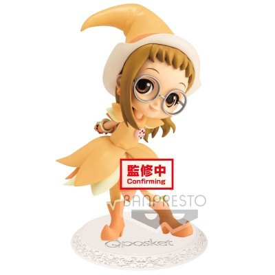 Figura Hazuki Fujiwara Magical Doremi Q Posket A 14cm