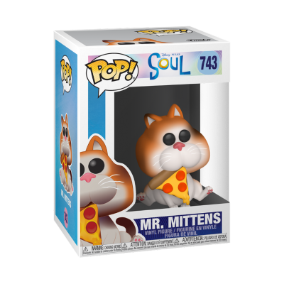 Funko POP! Disney Pixar Soul Mr. Mittens #743