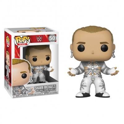 Funko! Pop WWE  Shawn Michaels