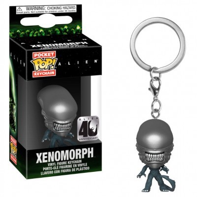 Funko Pocket POP! Keychain Alien 40th Xenomorph