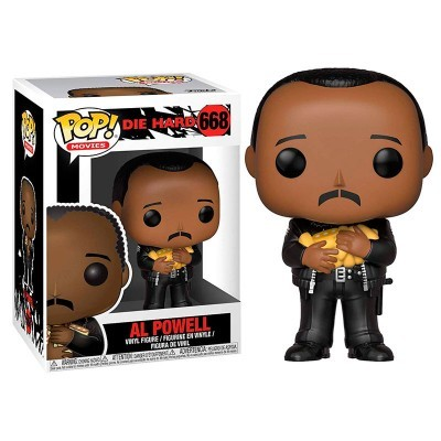 Funko! Pop Die Hard Al Powell