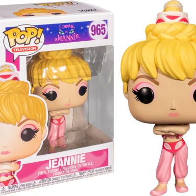 Funko! Pop Television I Dream of Jeannie Jeannie #965