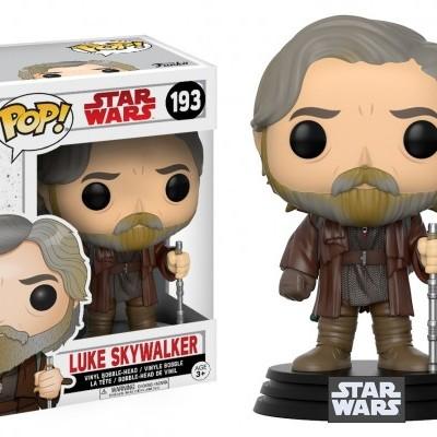 Funko! Pop Star Wars Luke Skywalker #193