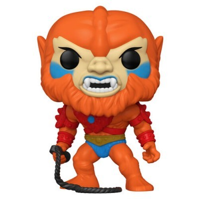 "Funko POP! Television Master Of The Universe Beast Man 10"" Super Sized #1039 ECCC2020 Exclusive"
