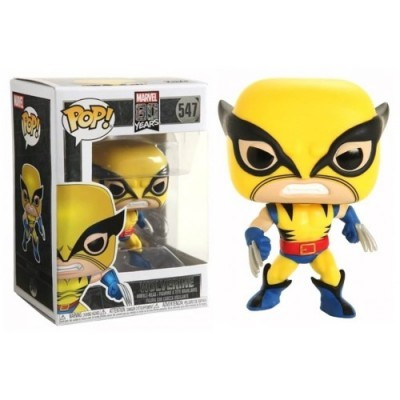 Funko! Pop Marvel 80 Years First Appearance Wolverine