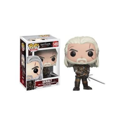 Funko! Pop The Witcher Geralt