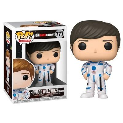 Funko! Pop The Big Bang Theory Howard