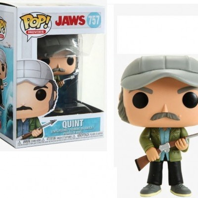Funko! Pop Jaws Quint