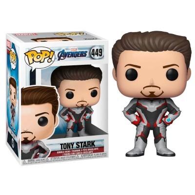 Funko! Pop Avengers End Game Tony Stark