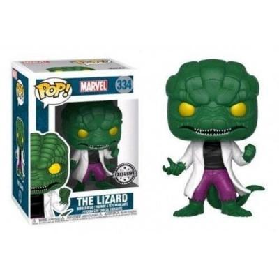 Funko! Pop Marvel The Lizard Exclusive (sem selo)