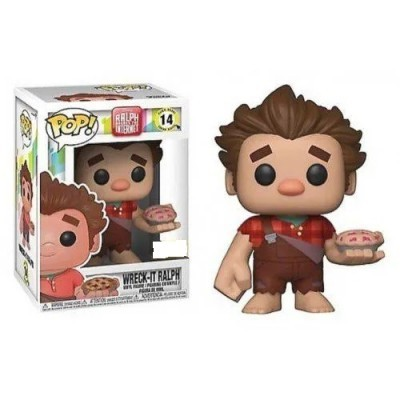 Funko POP! Ralph Breaks The Internet Wreck-It Ralph #14 Special Edition