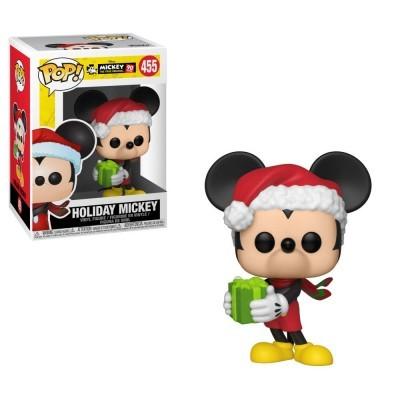 Funko POP! Mickey 90 years Holiday Mickey #455