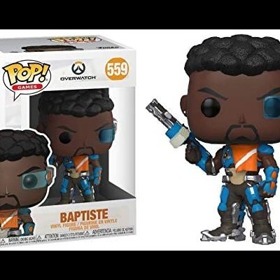 Funko! Pop Games Overwatch Baptiste #559