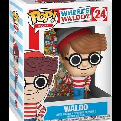Funko! Pop Where's Waldo? Waldo #24