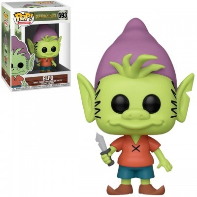 Funko POP! Disenchantment Elfo #593