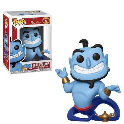 Funko POP! Disney Aladdin Genie with Lamp #476