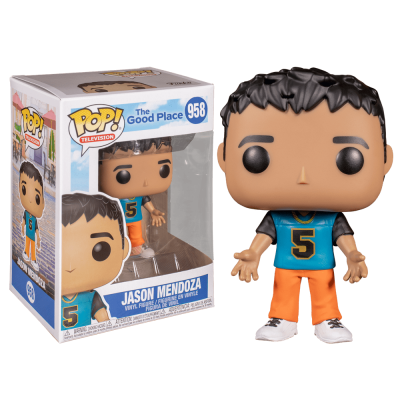 Funko! Pop Television The Good Place Jason Mendonza #958