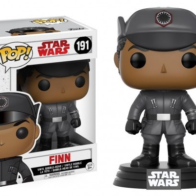 Funko! Pop Star Wars Finn #191