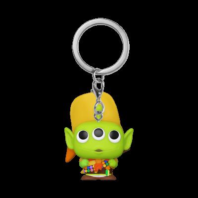 Funko Pocket POP! Keychain Disney Pixar Alien Remix Russell