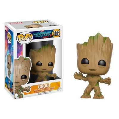 Funko! Pop Guardians of the Galaxy Groot 2
