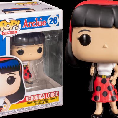 Funko POP! Comics Archie Veronica Lodge #26