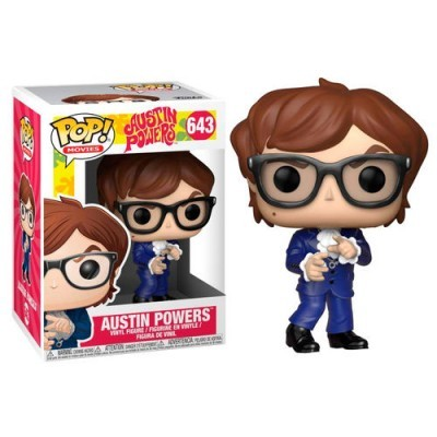 Funko! Pop Austin Powers