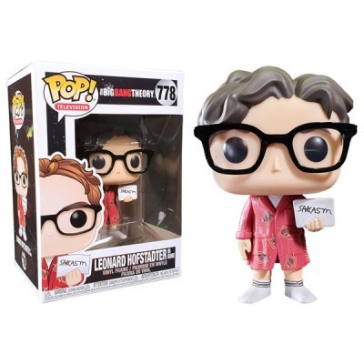 Funko! Pop The Big Bang Theory Leonard