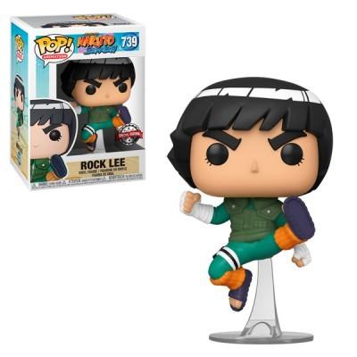 Funko POP! Naruto Rock Lee #739 Special Edition