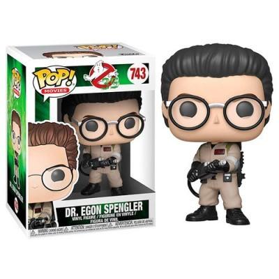 Funko! Pop GhostBusters Dr. Egon Spengler