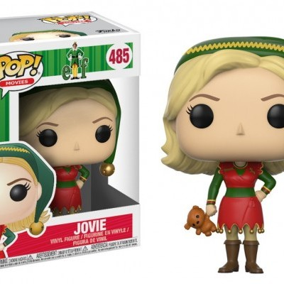 Funko! Pop Movies Elf Jovie #485