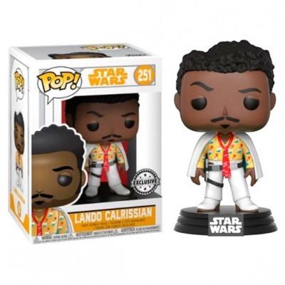 Funko! Pop Star Wars Lando Calrissian Exclusive #251