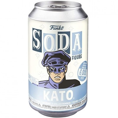 Funko SODA Kato c/ Possibilidade de Chase (Edição Limitada a 6000 un)