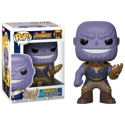 Funko! Pop Avengers Thanos #289