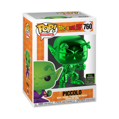 Funko POP! Animation Dragon Ball Z Piccolo #760 ECCC2020 Exclusive