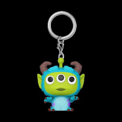 Funko Pocket POP! Keychain Disney Pixar Alien Remix Sulley