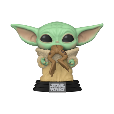 Funko POP! Star Wars The Child With Frog #379