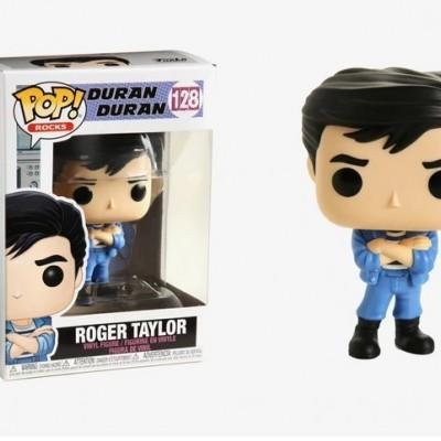 Funko! Pop Rocks Duran Duran Roger Taylor #128