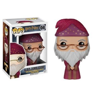Funko! Pop Harry Potter Albus Dumbledore #04