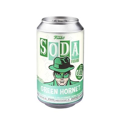 Funko SODA Green Hornet c/ Possibilidade de Chase (Edição Limitada a 6000 un)