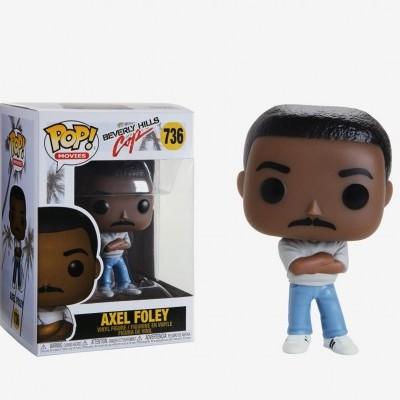 Funko! Pop Beverly Hills Cop Axel Foley