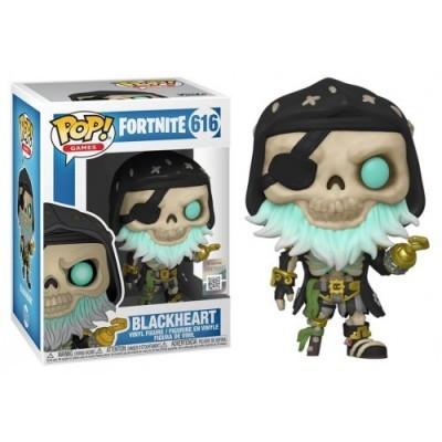 Funko POP! Fortnite Blackheart #616