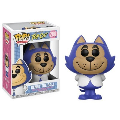 Funko POP! Top Cat Benny The Ball #280