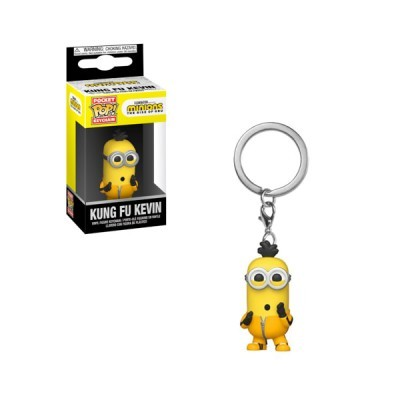 Funko Pocket POP! Keychain Minions The Rise of Gru Kung Fu Kevin
