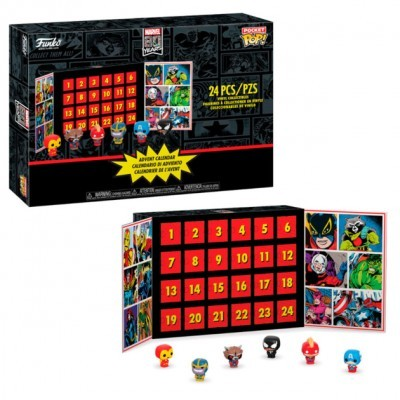 Funko POP! Marvel Advent Calendar 2019