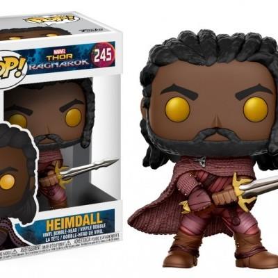 Funko! Pop Marvel Thor Ragnarok Heimdall #245