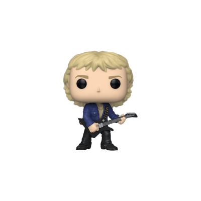 Funko! Pop Rocks Def Leppard Phil Collen #150
